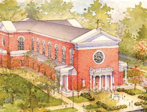 St. Mary of Sorrows, Fairfax, VA