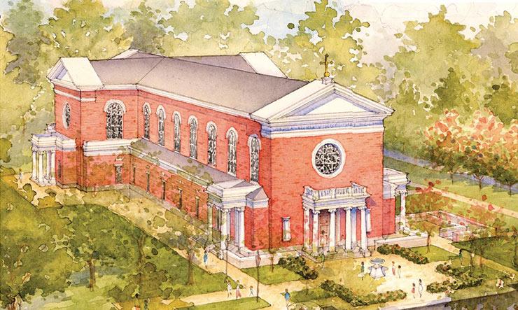 St. Mary of Sorrows Fairfax, VA