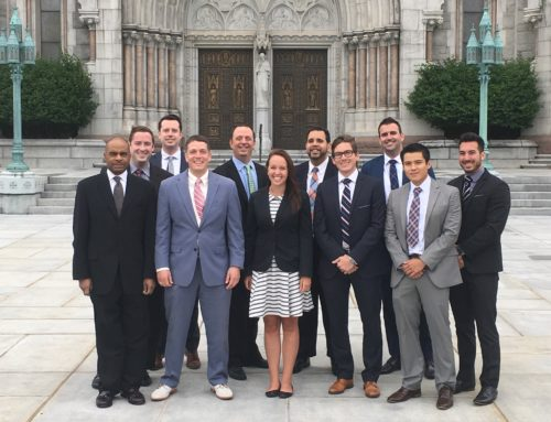 Client Spotlight: Archdiocese of Newark