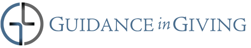 Guidance in Giving Logo
